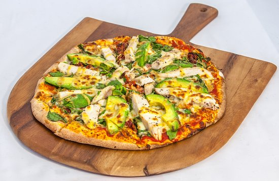 Avocado Chicken Sundried Tomato Chicken Fillets Spinach Fresh Avocado Honey Mustard Yum Picture Of Cucina Pizza Dolce Chelsea Tripadvisor