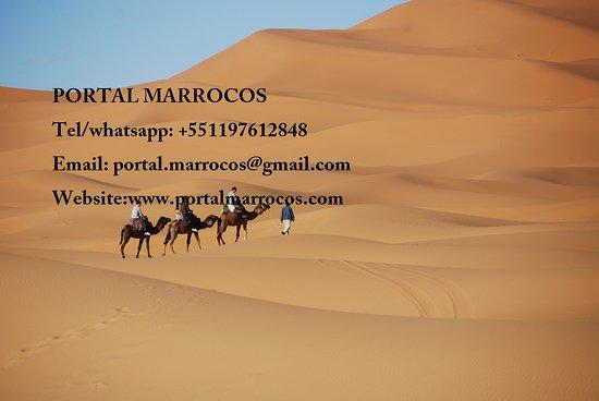 Portal Marrocos