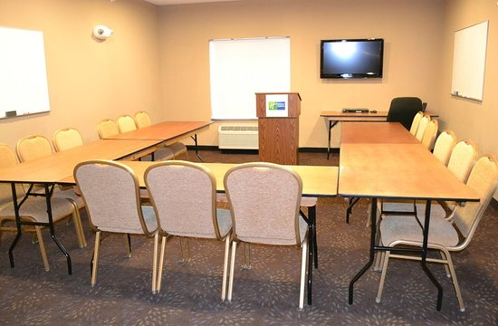 Northwood, IA: Meeting room