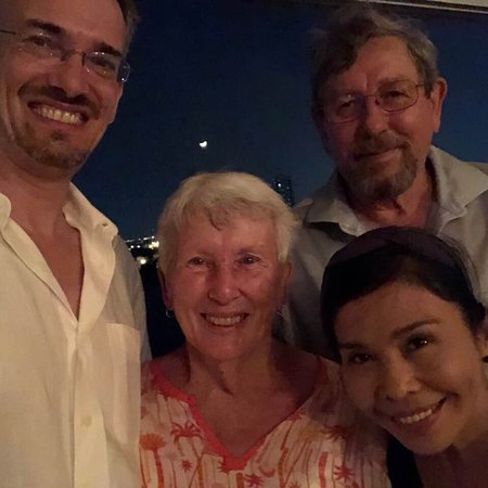 Florian, Goy, Judy and Bill