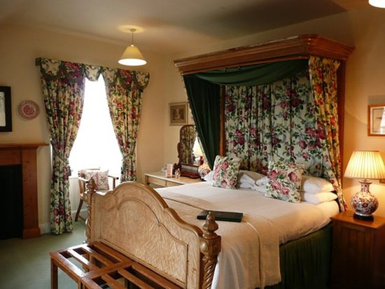 Sleat, UK: Guest room