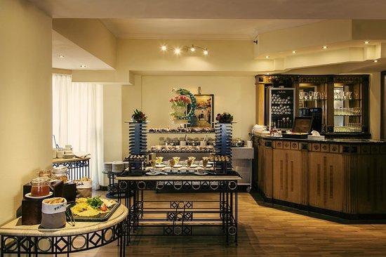 Ramses Hilton: Bar/Lounge