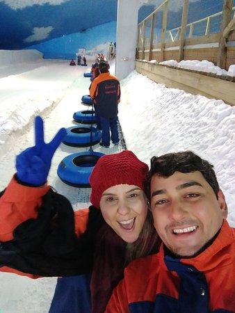 Snowland: A parte mais divertida!