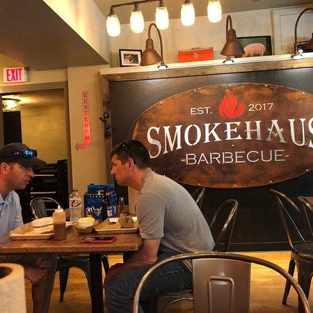 Amherst, Nueva Hampshire: Smokehaus Barbecue