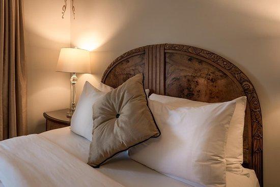 Le Manoir d'Auteuil: Guest room