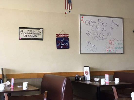 Chelmsford, MA: Rick's diner