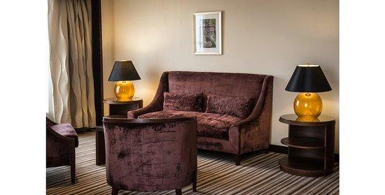 Grand Millennium Dubai: Suite