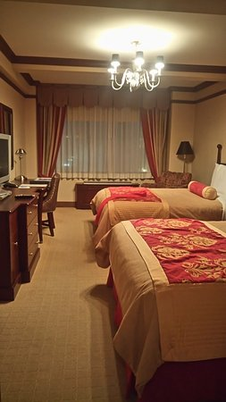 The Blakely New York: Bedroom area