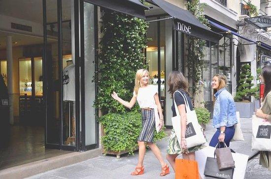 Paris Chic Einkaufstour