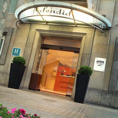 Hotel Acta Splendid: Exterior