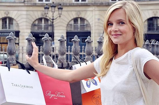 Paris Luxury Private Shopping Tour