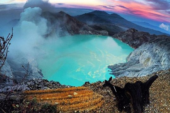 Amazing Ijen Over Land East Java 2...