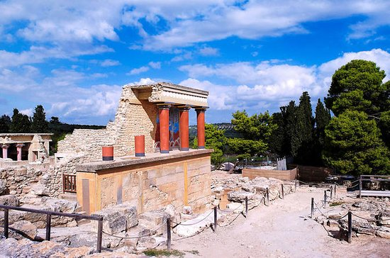Knossos Palace and Archaeological...