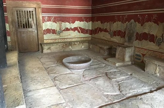 The Palace of Knossos Skip-the-Line...