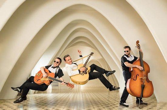 Sunset Concert at Casa Batllo's ...