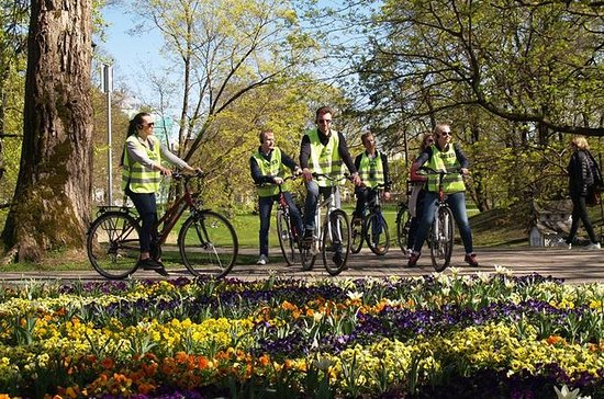Excursão de bicicleta diária em Riga