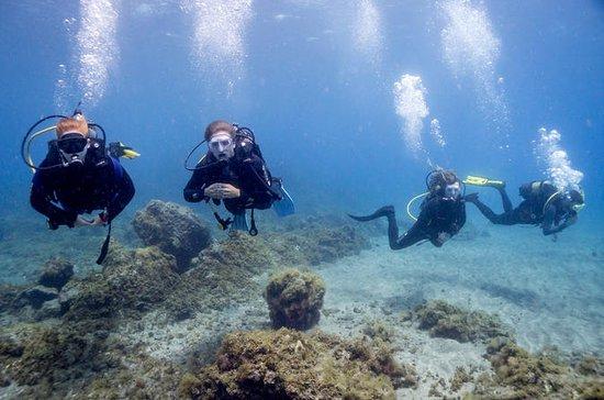 Cours PADI Discover Scuba Diver