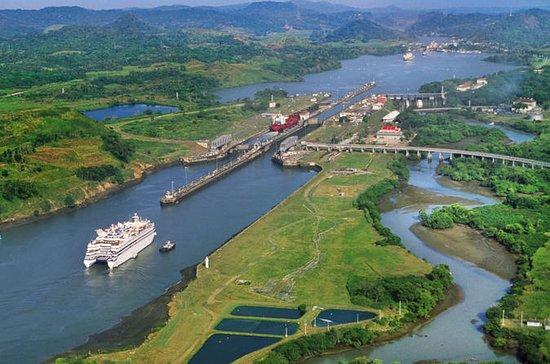 Panamakanaal Volledige rondvaart door ...