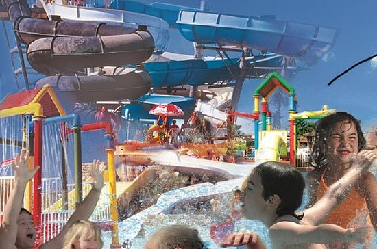 Aquacenter Waterpark Menorca Ticket...