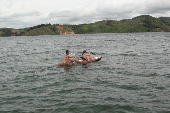 Calima Lake och Yotoco Natural Reserve