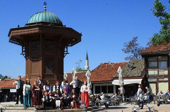 Private transfer tour to Sarajevo via...