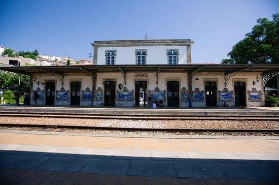 Führung zum Bahnhof von Pinhão mit...