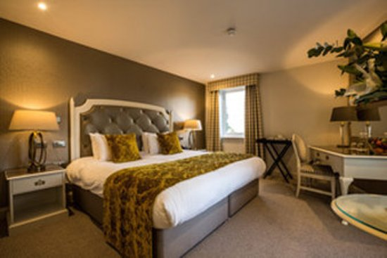 Langbank, UK: Guest room