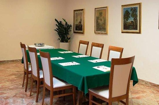 Hotel Atlantic Palace: Meeting room