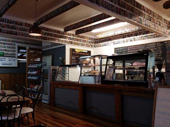 Waiouru, Nueva Zelanda: Pens Restaurant inside