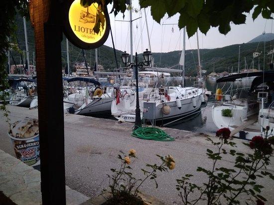 Sivota, Grèce : Liotrivi Cafe/Gallery