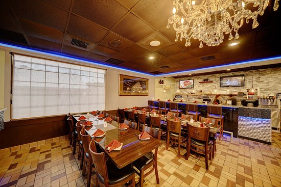Jin King Dining Area