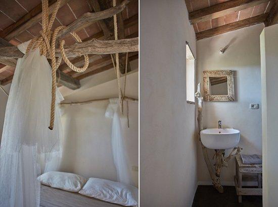 Vetulonia, Ιταλία: Casetta La Medea