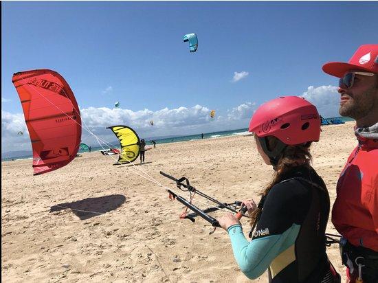 Lost Elementos: kite control na plazy