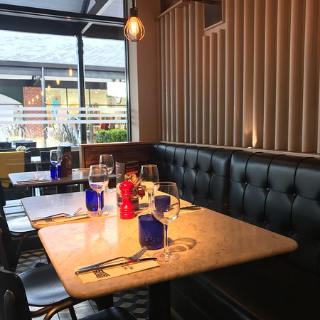 South Normanton, UK: Pizza Express