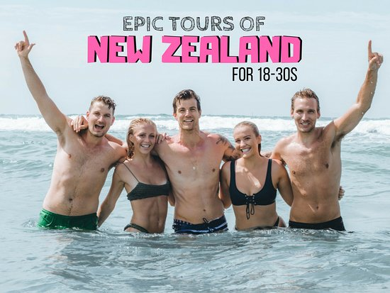 Auckland, New Zealand: Epic tours of New Zealand for 18-30s!