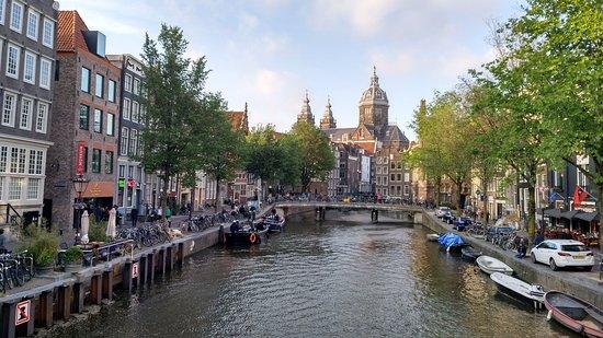 White Umbrella Tours: Amsterdam