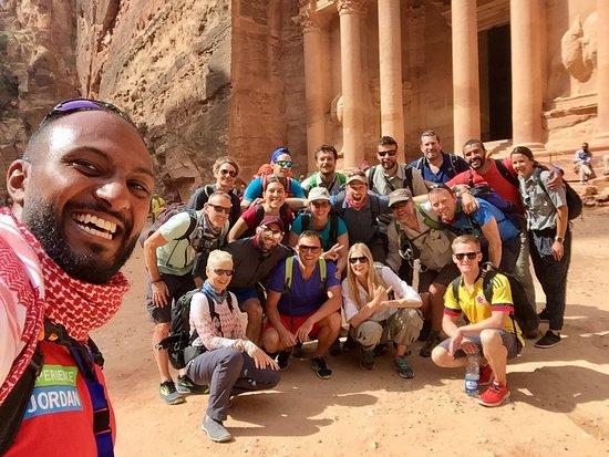 Experience Jordan