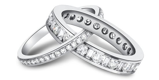 Tresor Paris View Our Eternity Wedding Bands Collection Www Tresorparis Co