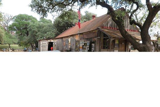 Luckenbach, TX: esterno