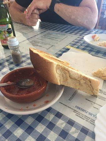 Province of Cadiz, Spania: Tomato & Toast