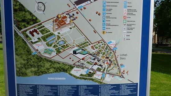 ליכן סטארי, פולין: Plan .