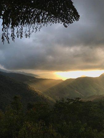 อุทยานแห่งชาติดอยภูคา: Sunset view point