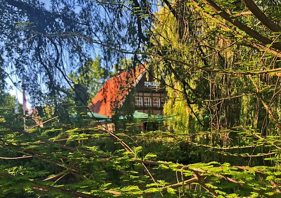 Stadtlohn, ألمانيا: Der Spieker im Frühling