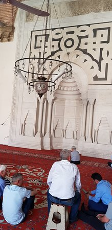 Isa Bey Mosque: İsa Bey Camisi