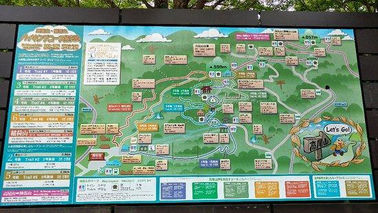 Mt. Takao: 高尾山