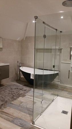 Buckerell, UK: Bathroom Foxglove