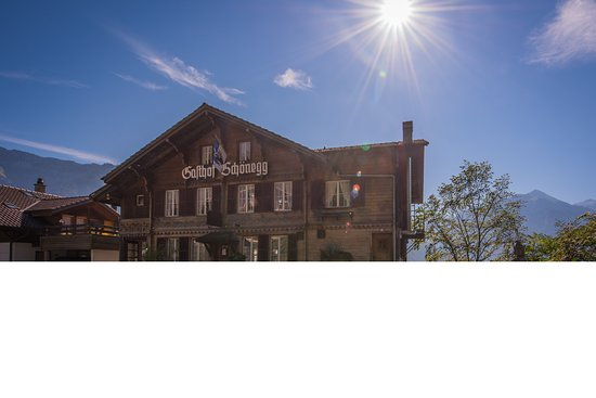 Goldswil, سويسرا: Aussenansicht