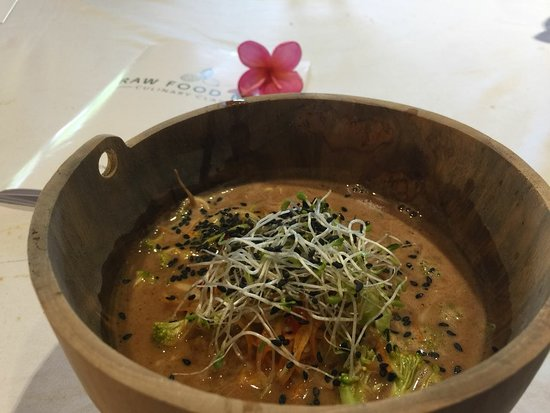 Raw Food Bali Culinary Classes ภาพถ่าย