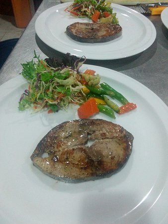 Pacific Seafood Restaurant: Today special