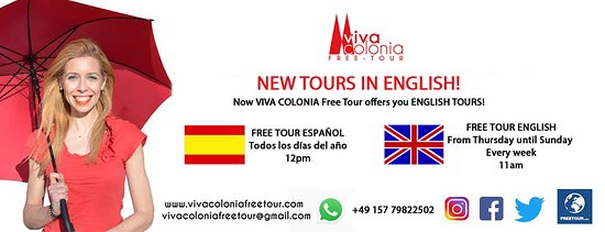 VIVA COLONIA Free Tour